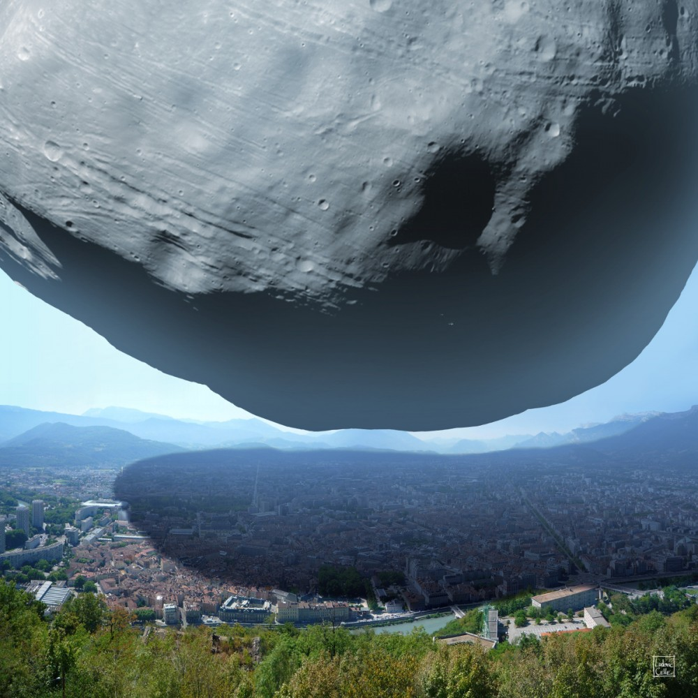 L'échelle de Phobos
