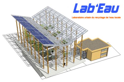 LabEau-axono+logo