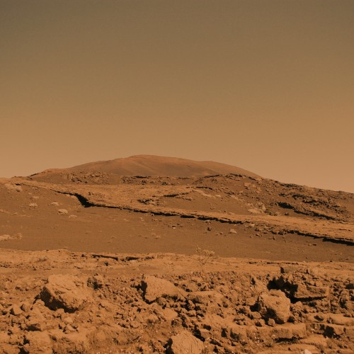 Mars landscape 1