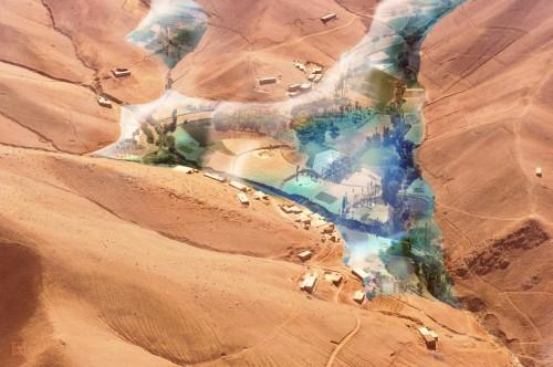 Martian Oasis