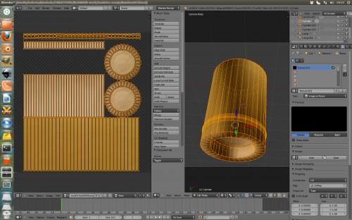 3D-Bamboo-Blender