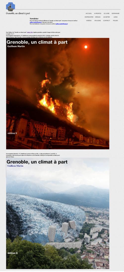 Presse-2013 Grenoble Un Climat A Part