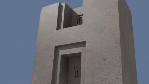 Tiwanaku_H-block