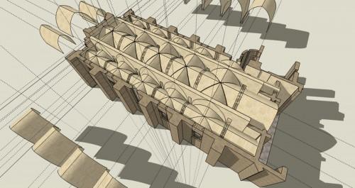 Eglise StLaurent_chantier