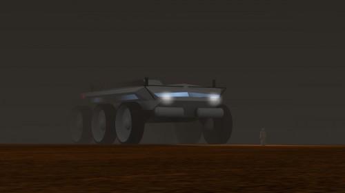 Rover Merovingien NIght